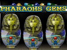 Игровой автомат Pharaohs Gems