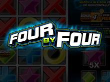 Четыре На Четыре от Microgaming — игровой автомат с бонусами